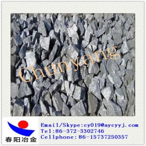 Calcium Silicide Alloy Lump 10-80mm for Steelmaking pictures & photos