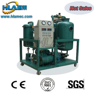 Vacuum Used Hydraulic Oil Purification Systems pictures & photos