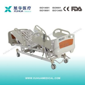 Five Functions Electrical Hopsital ICU Bed E pictures & photos