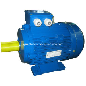 Gost Standard Alu Three Phase Electric Motor