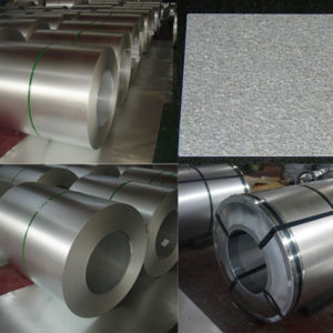 Hot DIP Galvanized Steel Coils for Building