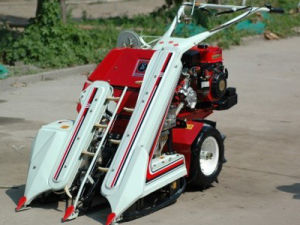 Hot Sale Reaper Binder for Rice, Wheat, Soybean with EEC pictures & photos
