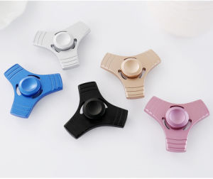 Factory Wholesales Multi Colors Metal Alloy Fidget Hand Finger Spinner pictures & photos
