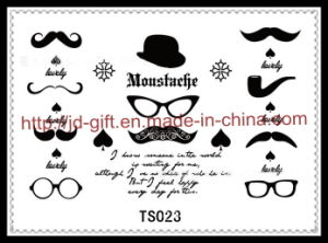 Safe Waterproof Temporary Tattoo pictures & photos