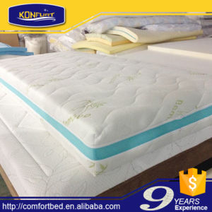 Comfort Furniture Soft Memory Foam + High Resilience Mattress pictures & photos