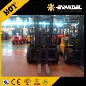 Diesel Engine Forklift for Sale Evangel Cpcd25 pictures & photos