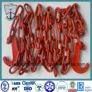Container Lashing Chain/ Cargo Securing Lashing Chain pictures & photos