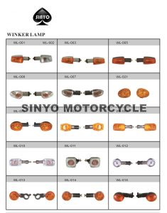 Efficient and Durable Motorcycle Turn Light pictures & photos