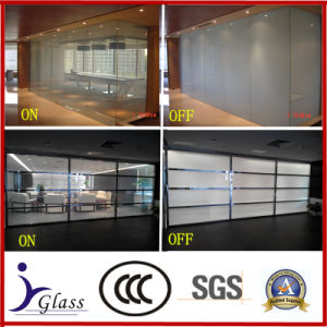Electric Privacy Film, Self Adhesive Smart Glass Film, Switchable Glass Film pictures & photos