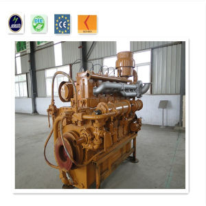 20kw-1000kw Low Consumption Water Cooling Natural Gas Generator Set pictures & photos