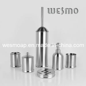 Satin Finish Stainless Steel Bathroom Accessories (WBS0613A) pictures & photos