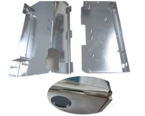 Chrome Plating Sheet Metal Part pictures & photos