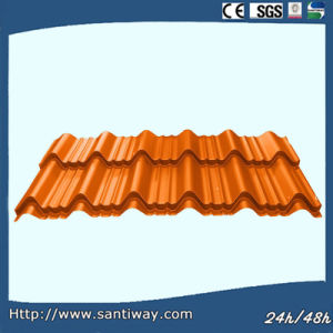 Decorative Sheet for PPGI Roofing Tiles Made in China pictures & photos