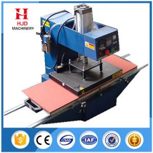Hjd-J3 Double-Position Semi-Automatic Heat Transfer Machine pictures & photos