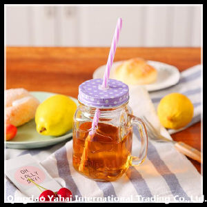 760ml Glass Mason Jar / Glass Juice Jar pictures & photos