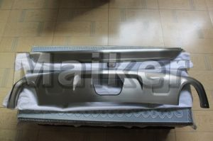 Stainless Steel Bumper Guard for Ford Edge Skid Plate for Ford Edge