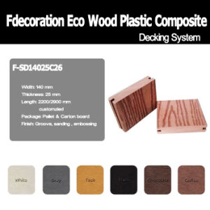 Outdoor Eco WPC Flooring Wood Plastic Composite pictures & photos