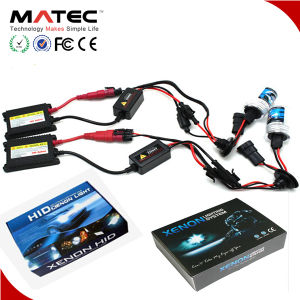 Universal Car Accessory HID Xenon Kit 3000k 6000k 8000k 35W 55W 75W HID Lights pictures & photos