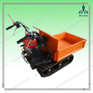 Muck Truck Mini Dumper with Petrol Engine CE (MAR-300B) pictures & photos