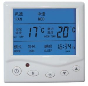 LCD Room Thermostat