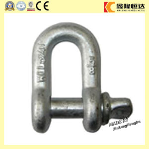 U. S. Type Forged Steel Bow Shackle 2130 pictures & photos