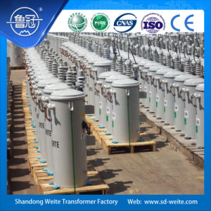 ANSI/IEC standard 6kV/6.3kV single phase full-sealed distribution transformer pictures & photos