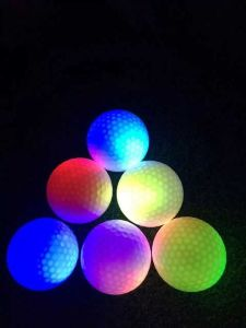 Wholesale Stock Colored Golf Ball/Three Piece Golf Balls pictures & photos
