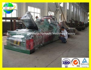 Hot Sale Forward out Aluminum Can Baler (YDQ-135A) pictures & photos