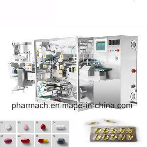 Dpp170 Capsule/Tablet Blister Packing Machine PVC/ Plastic pictures & photos