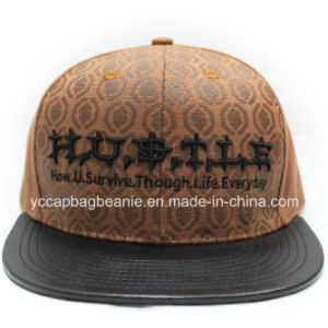 New Flat Cotton Embroidery Snapback New Style Era Caps pictures & photos