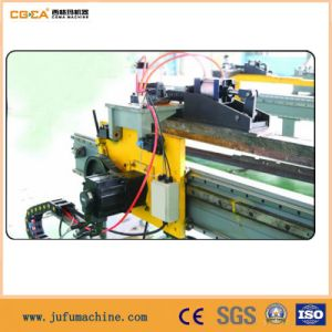 Angle Channel Steel Punching Shearing Line pictures & photos