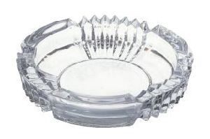Ash Tray with Toughened Glass Hot Sale pictures & photos