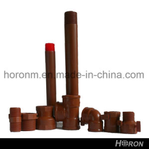 Pph Water Pipe-Elbow-Tee-Adaptor-Union (1′′) pictures & photos