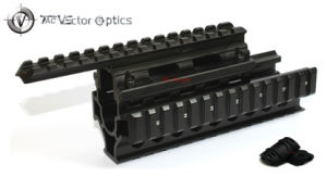Vector Optics Ak 47 / 74 Ris Handguard Quad Picatinny Rail System Mount Free Rail Cover Guards pictures & photos