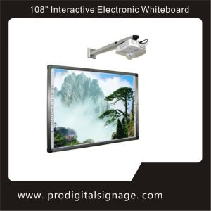 108 Inch Wide Screen Interactive Electronic Whiteboard
