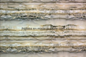 Supply 4mm to 6mm Marble Glass, Decorative Glass, Art Glass pictures & photos