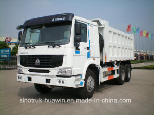 HOWO 6X4 Heavy Dump Tipper Truck pictures & photos