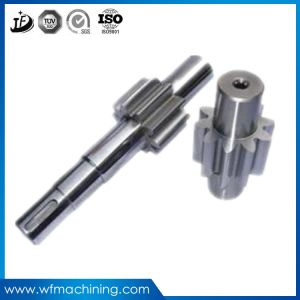 OEM Precision Carbon Steel Machining Crankshaft for Milling Machined Parts pictures & photos