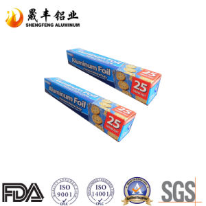 Supermarket Chain Aluminum Foil for Food Wrapping pictures & photos
