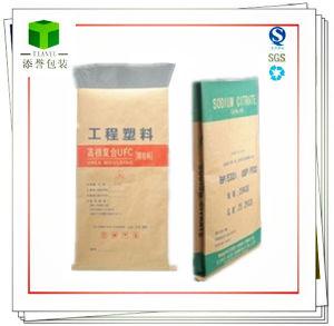 Seam Bottom Kraft Paper Bag for Engineering Plastics pictures & photos