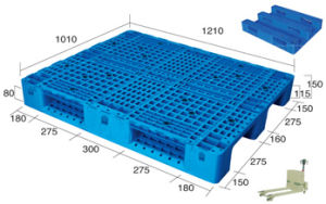 Plastic Pallet III Style pictures & photos