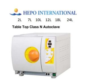 Dental Table Top Class N Autoclave pictures & photos