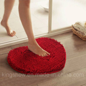 Tufted Chenille Microfiber Bath Mat Floor Rug Carpet (50*60)