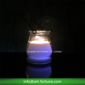 LED Colour Changing Candle for Outdoor Garden Pest Driving pictures & photos