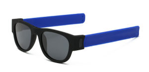 New Fashion Plastic Frame Papa Sports Sunglasses (PPJ123)