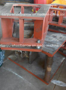 Wheelbarrow Tray Moulds for Wb3800 South Africa Market pictures & photos