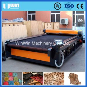 European Quality Industrial Fabric Cutting Table pictures & photos