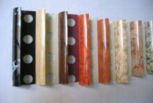 Round Edge PVC Tile Trim pictures & photos