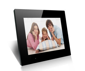 15 Inch Wall Mounted Digital Photo Frame pictures & photos