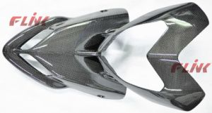 Motorcycle Carbon Fiber Parts Front Fairing (DHY03) for Ducati Hypemotard pictures & photos
